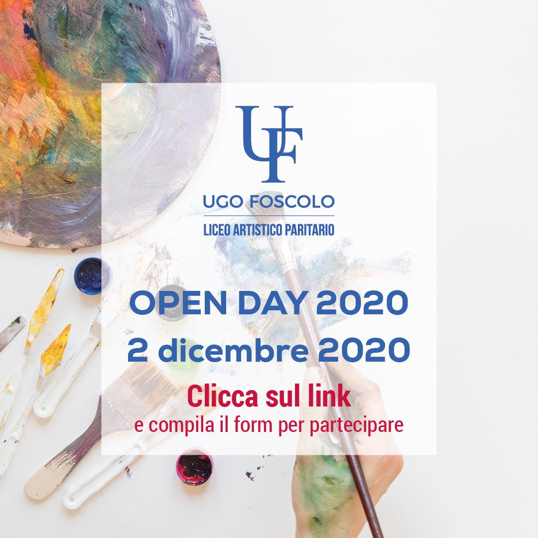 Open Day 2 Dicembre 2020