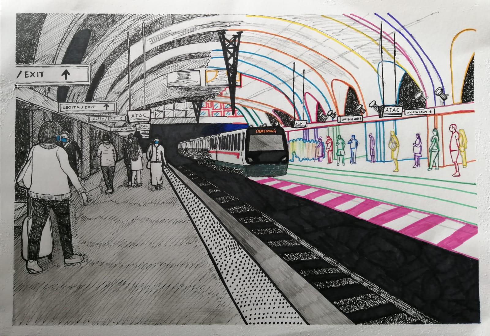«Mosca-Roma. 2020. Riflessi», concorso per giovani artisti